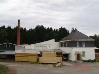 Sägewerk Lückenmühle, Remtendorf, Allemagne