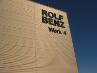Rolf Benz AG, Plant Pfalzgrafenweiler, Allemagne