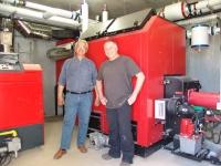 Im Elsass geht die zwanzigste Bioflamm-Anlage in Betrieb