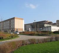 Centrale de chauffage Ballenstedt, Allemagne