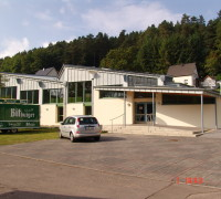 Association of municipalities Wittlich Land, School building Salmtal, Germany