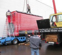 Bioflamm liefert dritte Kesselanlage nach Sibirien