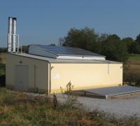 EDG mbH, Holzheizwerk Waldalgesheim, Germany